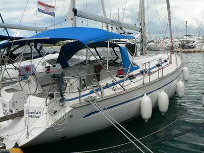 Bavaria 47 Exterior. This is an Exterior Photo